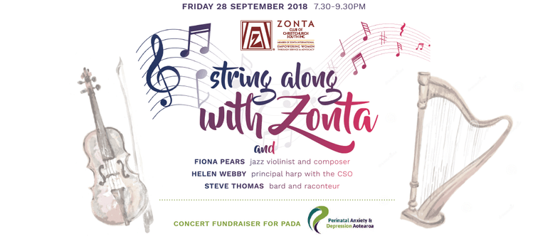 String Along with Zonta