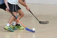 Image for event: Floorball