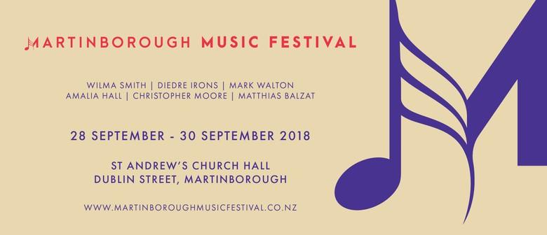 Martinborough Music Festival 2018