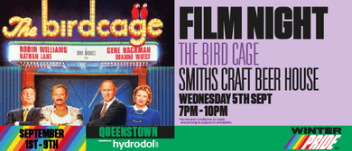 Winter Pride '18 Film Night: The Bird Cage
