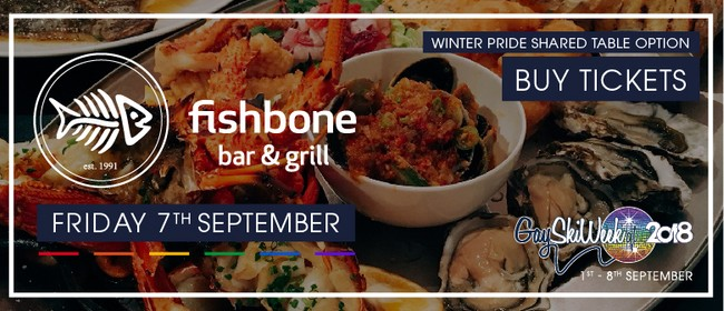 Fishbone Winter Pride Shared Table