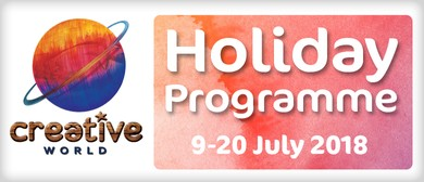 Creative World School Holiday Programme