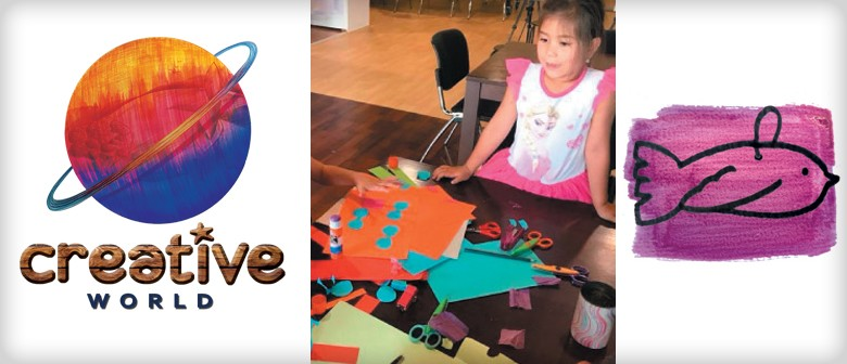 Creative Crafts – School Holiday Programme