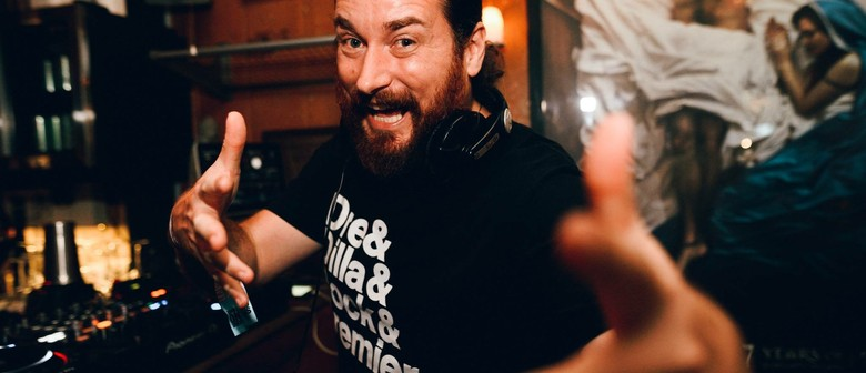 DJ Ian Beatmaster Wright