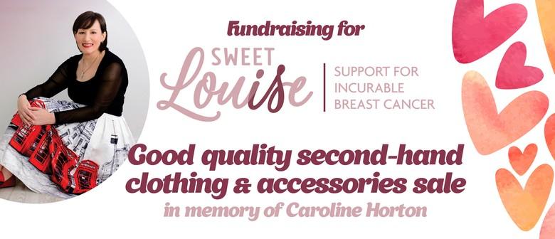 Caroline Horton Sweet Louise Fundraiser