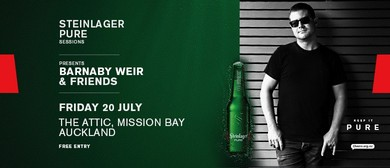 Steinlager Pure Sessions w/ Barnaby Weir & Friends