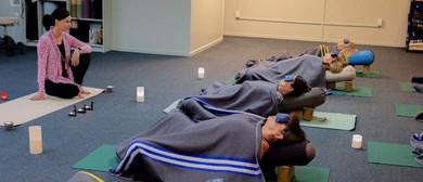 3-week Restorative Yoga