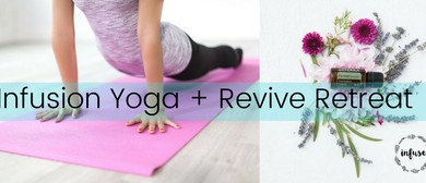 Infusion Yoga + Revive Retreat