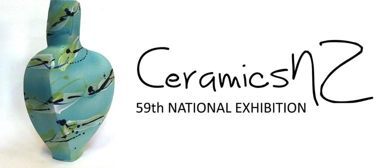 CeramicsNZ 59th National Exhibition