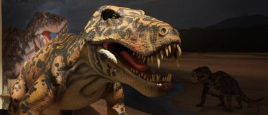 A Permian Monster Talk with Dr Hamish Campbell