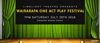 Wairarapa One Act Play Festival