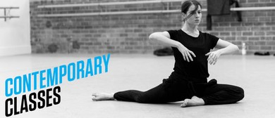 The New Zealand Dance Company - Contemporary Classes