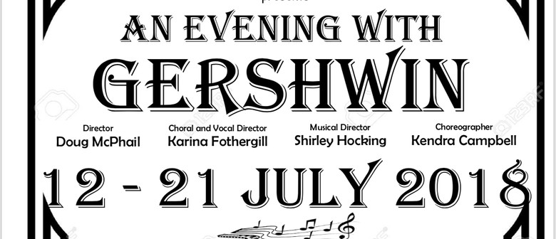 An Evening with Gershwin