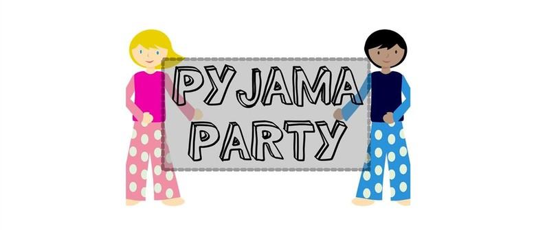 Save the Children Pyjama Party
