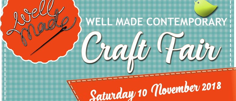 Well Made Contemporary Craft Fair