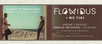 A Night of Drum & Bass ft. Flowidus & MC Tiki