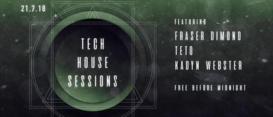Tech House Sessions: Fraser Dimond, Kadyn Webster, Teto