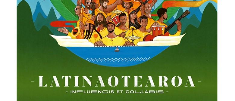 Latinaotearoa - Influencis et Collabis Album Tour
