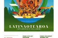 Latinaotearoa - Influencis et Collabis Album Tour