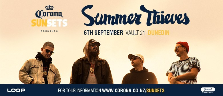 Corona Sunsets Presents Summer Thieves
