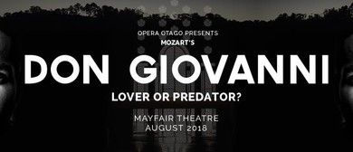 Don Giovanni - Lover Or Predator?