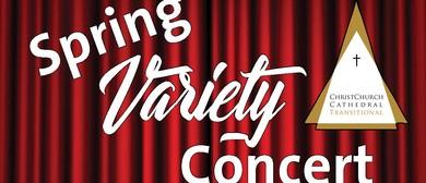 Spring Variety Concert