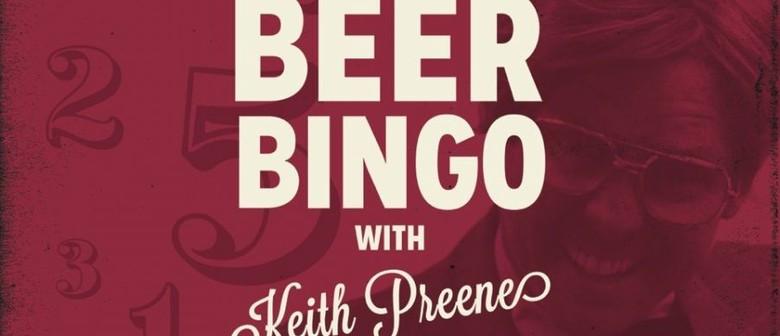 Road to Beervana: Beer Bingo with Keith Preene
