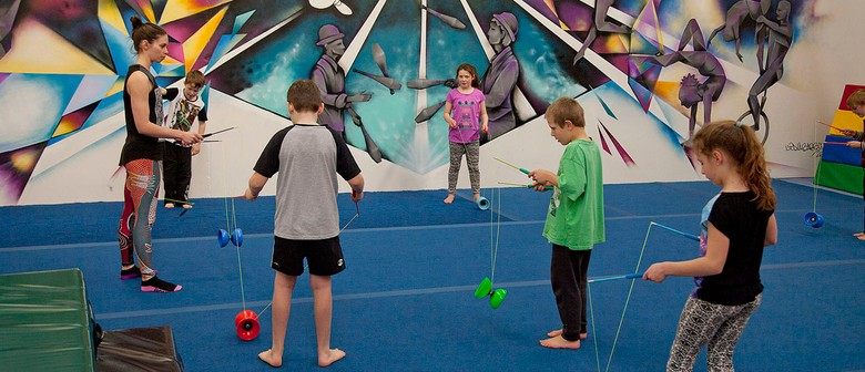 Circus Workshop : SOLD OUT