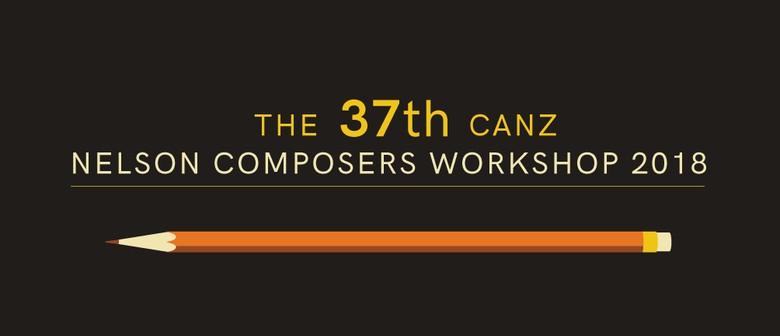 CANZ Composers Workshop - Public Concert