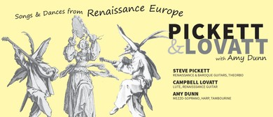 Songs & Dance Music From Renaissance Europe