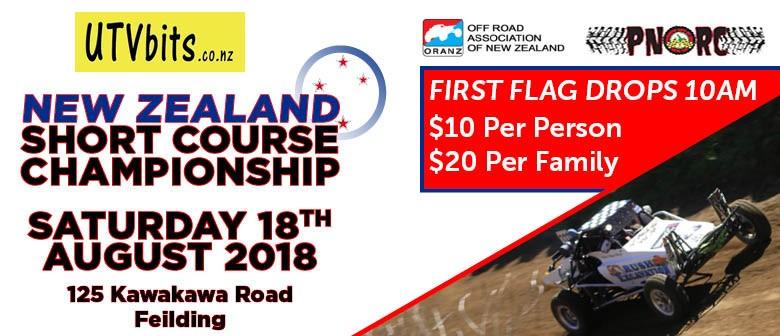 UTV Bits New Zealand Short Course Championship