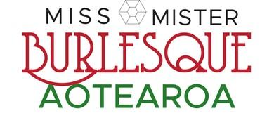 Miss and Mister Burlesque Aotearoa 2018