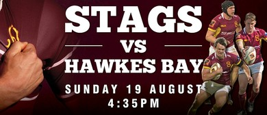 Stags vs Hawkes Bay