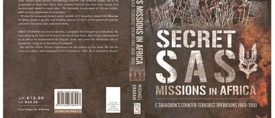 Wilbur Smith Inspires Book Secret SAS Missions In Africa