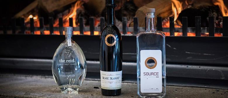 Spirits Tasting with Cardrona Distillery