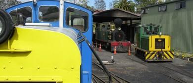 Vintage Railway's Fun Trivia and Auction Night