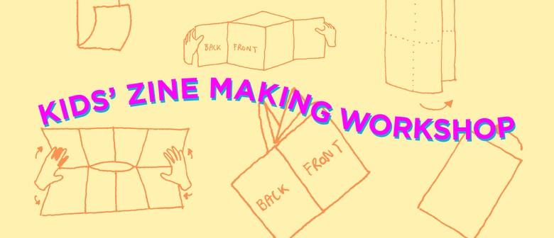 Kids' Zine Making Workshop