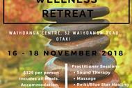 Image for event: Spiritual Wellness Retreat