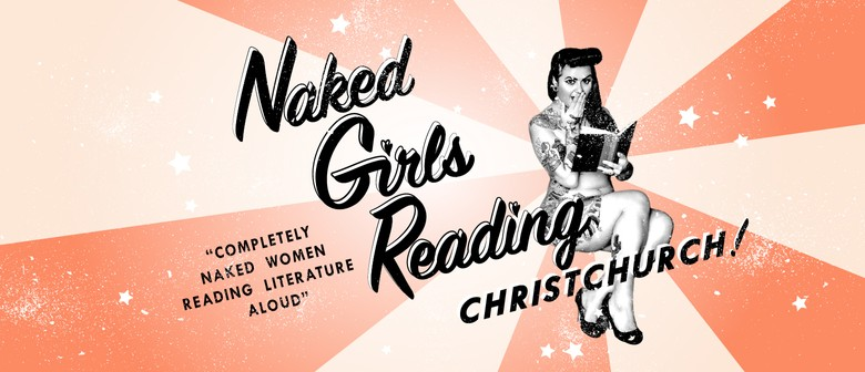 Naked Girls Reading CHCH: The Crime & Punishment Edition