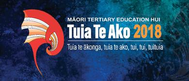 Tuia Te Ako 2018
