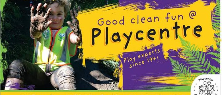 Paeroa Playcentre Messy Play Date