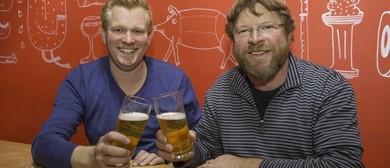 Road to Beervana: Winner, Winner, Beer, Whisky Dinner 3.0