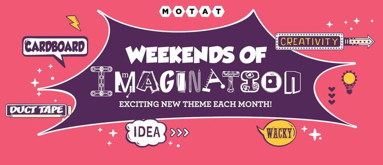 Weekends of Imagination
