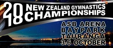 2018 New Zealand Gymnastics Championships