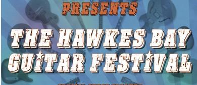Hawkes Bay Guitar Festival