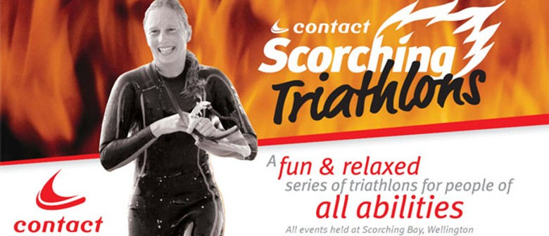 Contact Scorching Triathlons