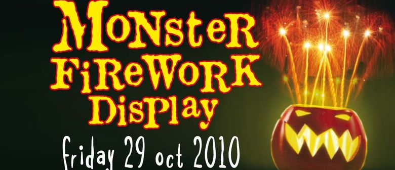 Monster Fireworks 2010
