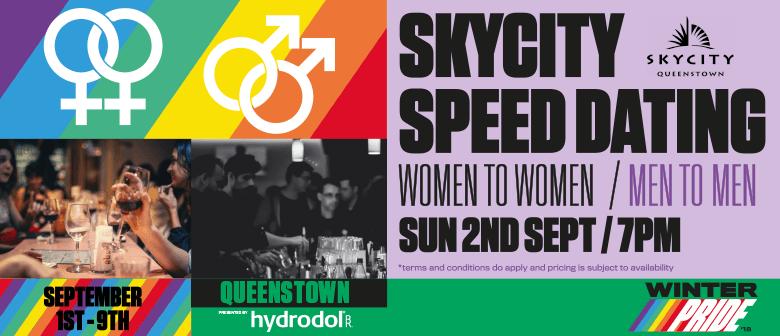 Gay speed dating Wellington