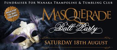 A Masquerade Ball Party: CANCELLED