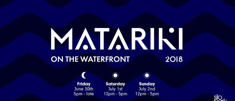 Matariki On the Waterfront 2018